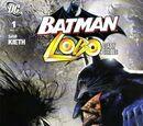 Batman/Lobo: Deadly Serious Vol 1 1