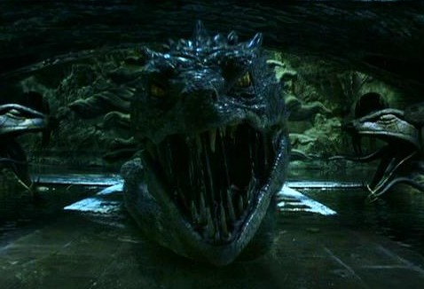 Basilisk Harry Potter