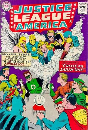 Justice Society of America: World's Greatest Heroes? - Page 2 300px-JLA_v.1_21