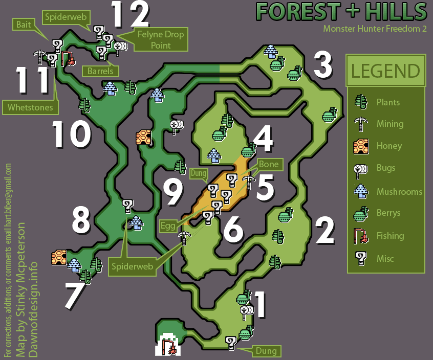 forest and hills the monster hunter wiki monster