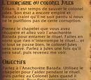 Quête: L'exorcisme du colonel Jules