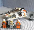 4500 Rebel Snowspeeder