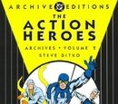 The Action Heroes Archives Vol. 2 (Collected)