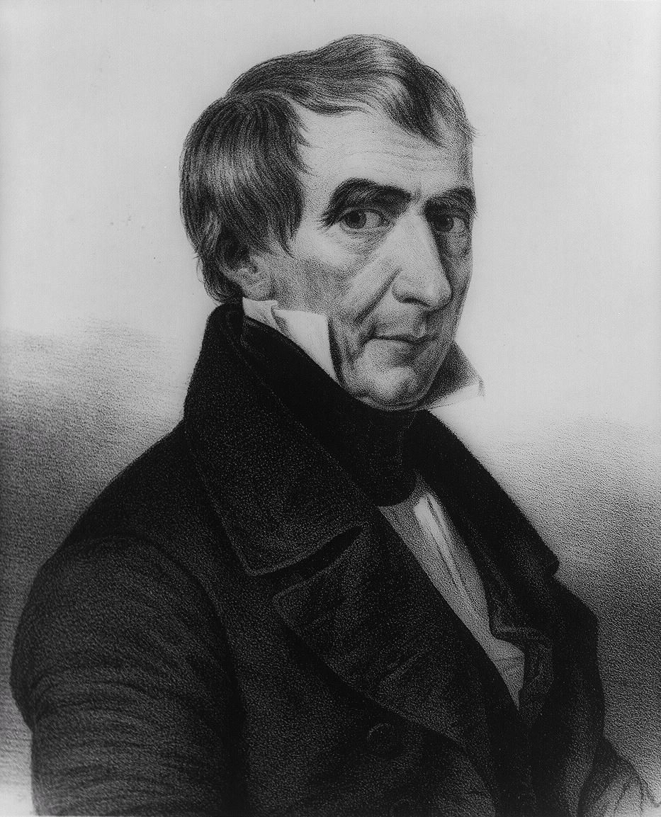 William henry harrison 1773 1841 biography familypedia for The harrison