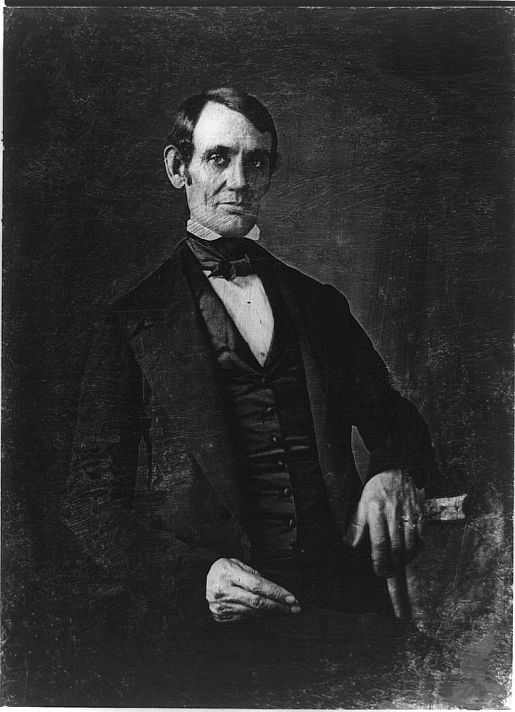 Abraham Lincoln 1809 1865 Biography Familypedia
