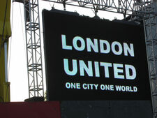 London united logo