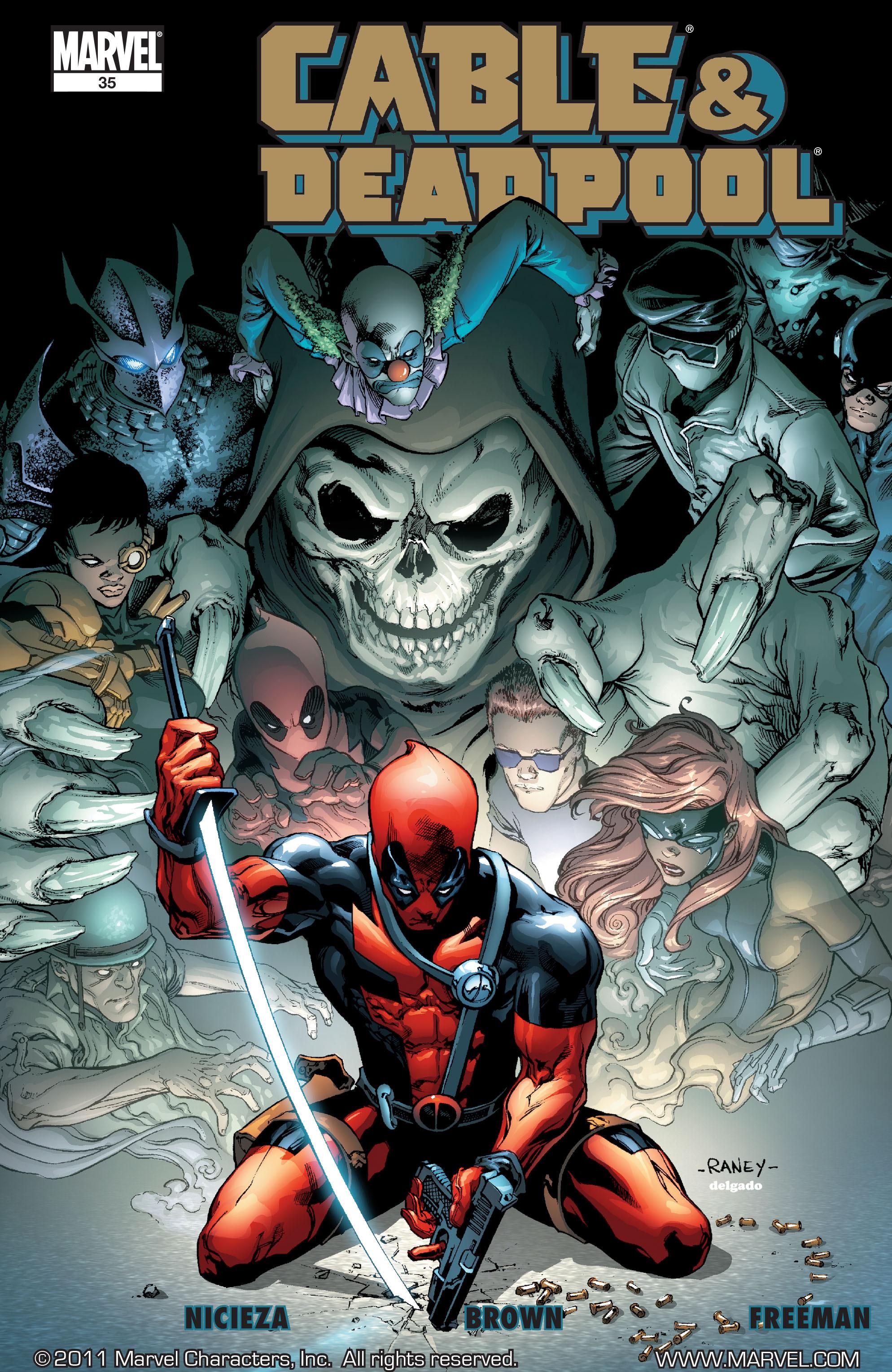 Deadpool Cable