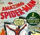 Amazing Spider-Man (Volume 1) 1