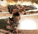 All Terrain Variable Artillery