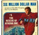 The Rescue of Athena One (novel)