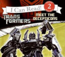 Meet the Decepticons