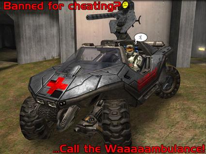 Halo reach matchmaking cheats