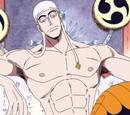 Endgegner in One Piece