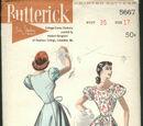 Butterick 5667