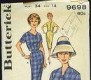 Butterick 9698