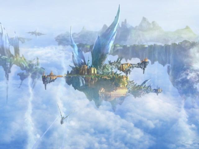 the sky final fantasy pdf