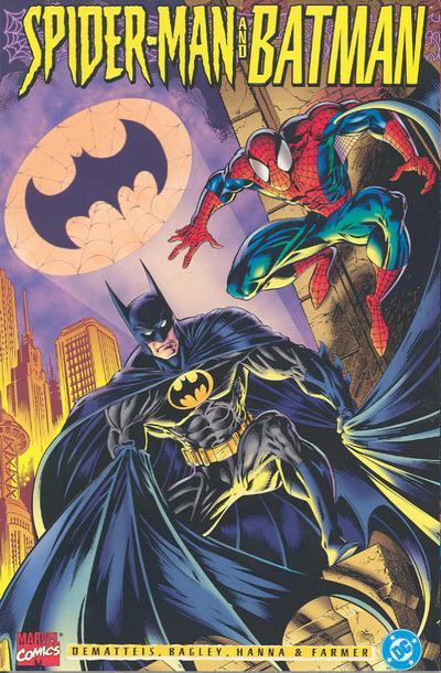 Spider Man And Batman Vol 1 1 Marvel Comics Database