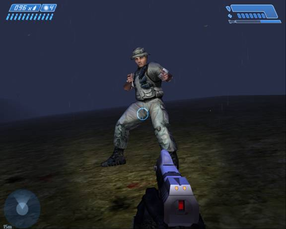 Halo Combat Evolved Flood in Halo Combat Evolved