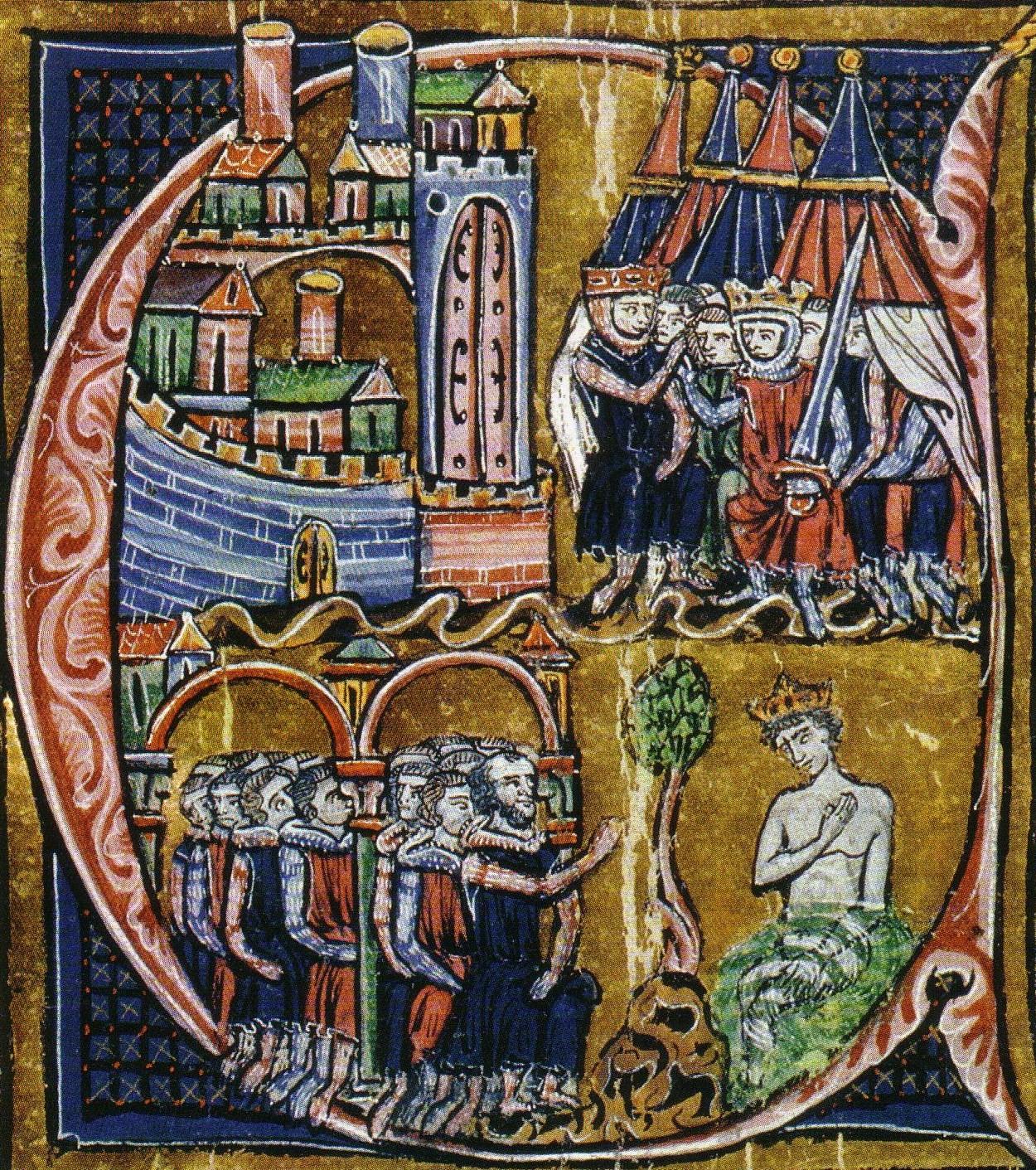 Second Crusade The Crusades Wiki