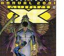 Mutant X Annual Vol 1 2001