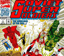 Soviet Super Soldiers Vol 1 1