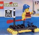 1713 Shipwrecked Pirate