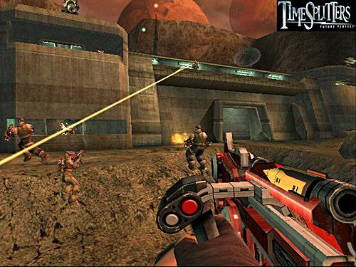 Timesplitter War The Timesplitters Wiki