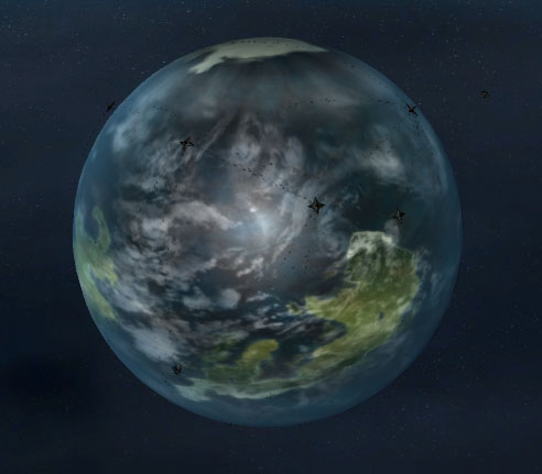 Home Planet - Sins of a Solar Empire Wiki - Sins of a ...