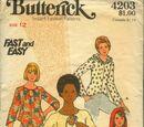 Butterick 4203