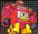 Radio AM Robot