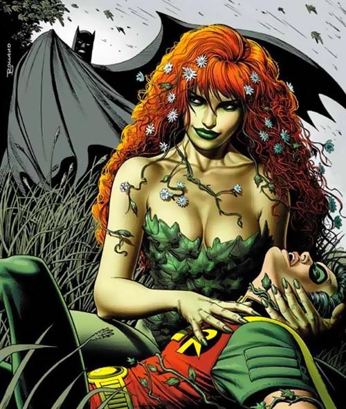 PoisonIvyPoison Ivy Batman