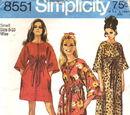 Simplicity 8551