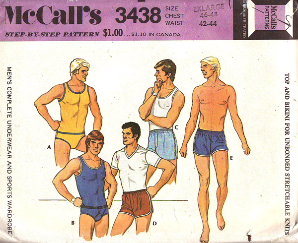70's McCall Pattern 3438 sewing discussion topic @ PatternReview.com