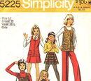 Simplicity 5225