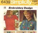 Simplicity 6439