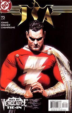 Cover for JSA #73 (2005)