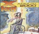 Uncanny X-Men Annual Vol 1 2000