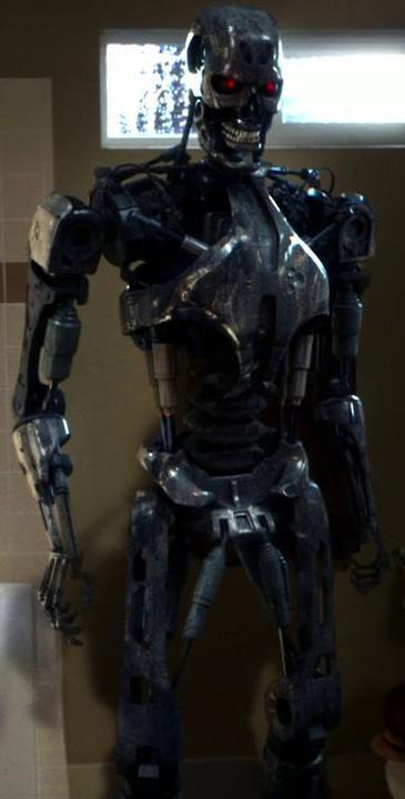 Image - Cromartie endoskeleton.jpg - Terminator Wiki