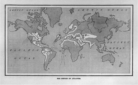 Atlantis map 1882