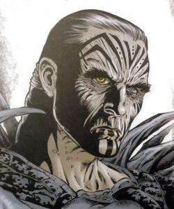 Darth Krayt ohne Maske