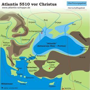 Schoppe Atlantis Karte Internet
