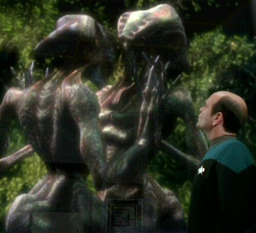 Voyager Spezies 8472