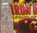 Iron Man: Legacy of Doom Vol 1 2