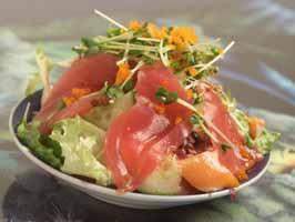 Sushi Salad - Recipes Wiki
