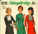 Simplicity 6731
