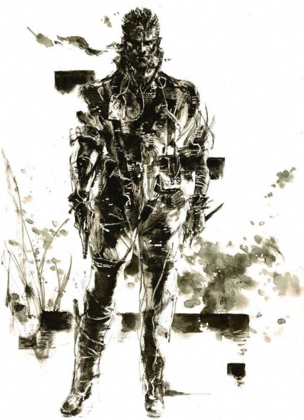 Character Gallery/Metal Gear Solid 3 - Metal Gear Wiki - Wikia