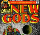 New Gods/Covers