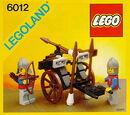 6012 Siege Cart