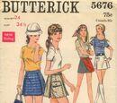 Butterick 5676 A