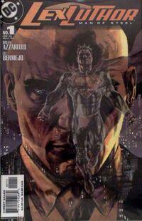 Lex Luthor Hombre de Acero 1